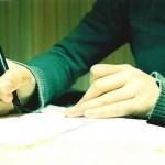 Ti-e greu sa te apuci sa scrii?