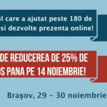 Laboratorul de Online revine la Brasov, cu o editie speciala!