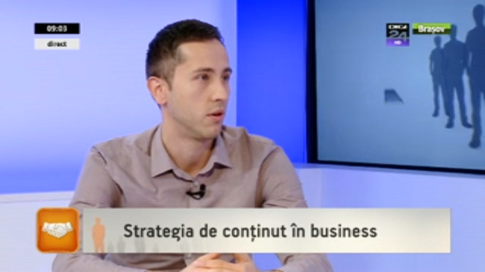 catalin ionascu - strategia de continut in business