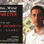 Te invit la cursul Ready… Set… Write!