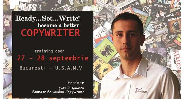 Banner Ready Set Write - Catalin Ionascu